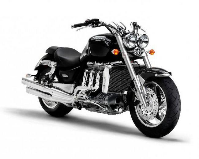 мотоциклы triumph модельный ряд