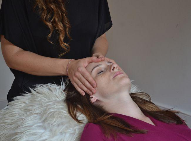 masaža lica za trudnice