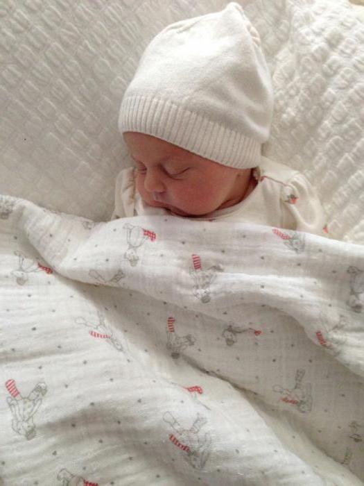 kako postaviti bebu na spavanje