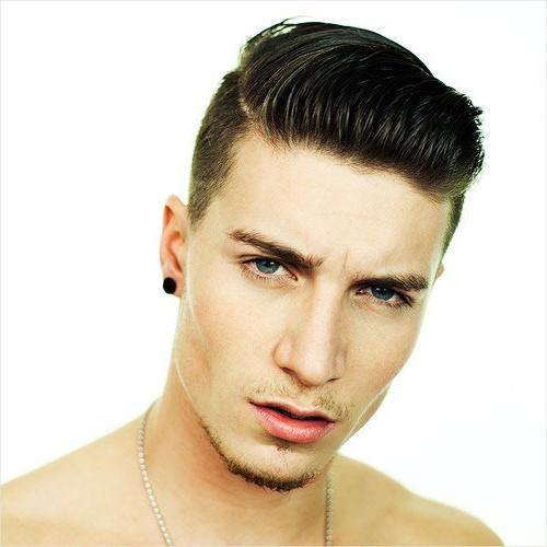muška frizura kratka kosa fotografija
