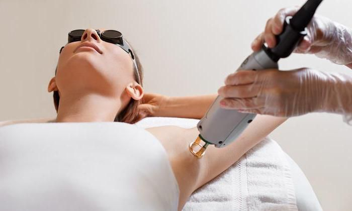 Spasiti spašavanje epilacije od dodatnih pregleda kose