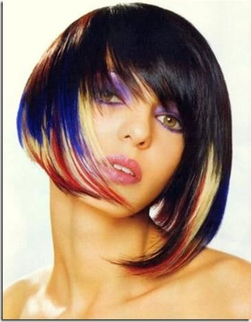 Linije kose na kosu