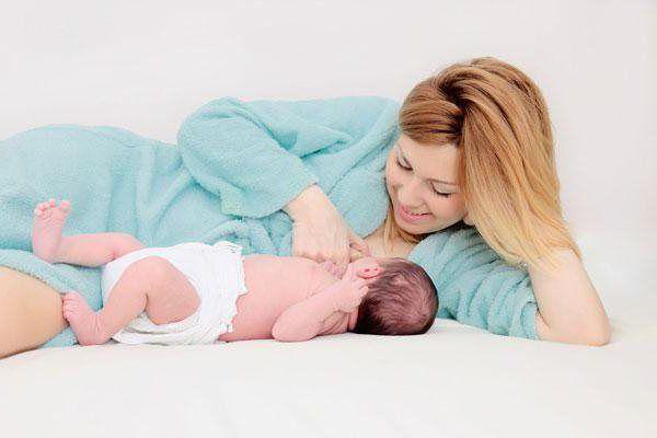 Na koji dan mlijeko dolazi nakon rođenja u primipari