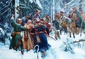 Narodna milicija, koja je spasila rusku drzavnost