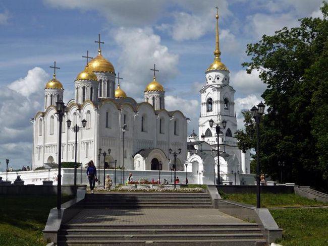 Население Владимира: прошлое и современность