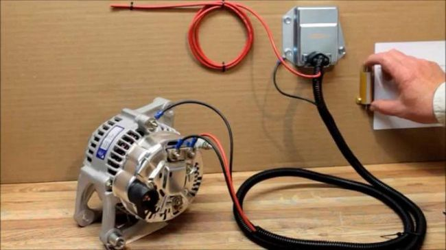 генератор ваз 2109 инжектор