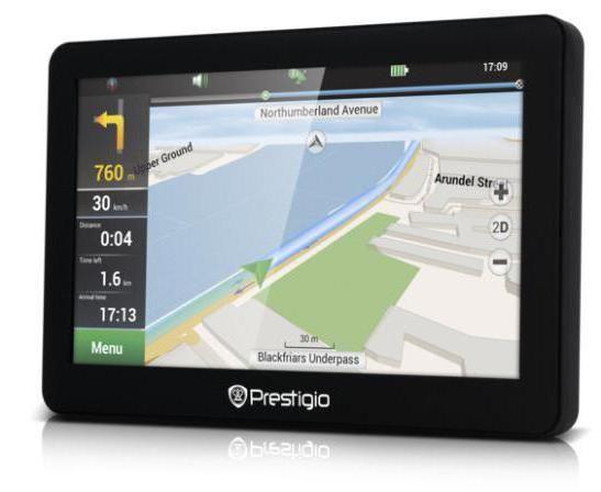 navigator prestige 5056 korisnički priručnik