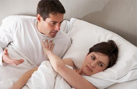 Не хочу спать с мужем. Не хочу близости с мужем, что делать?