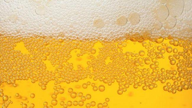 , svjetlo pivo Klin