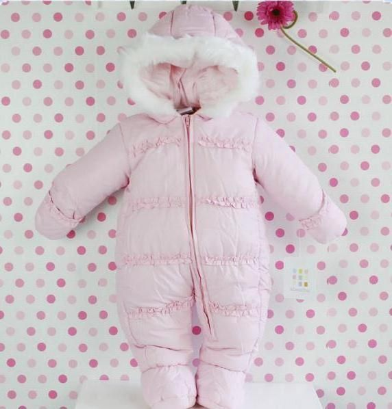 zimske odjeće za novorođenčad