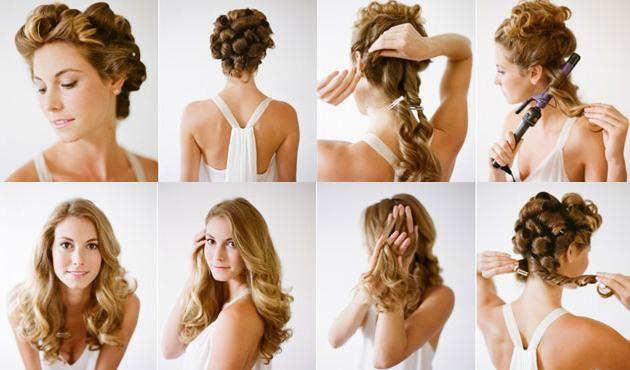kako stilirati svoju kosu fotografiju