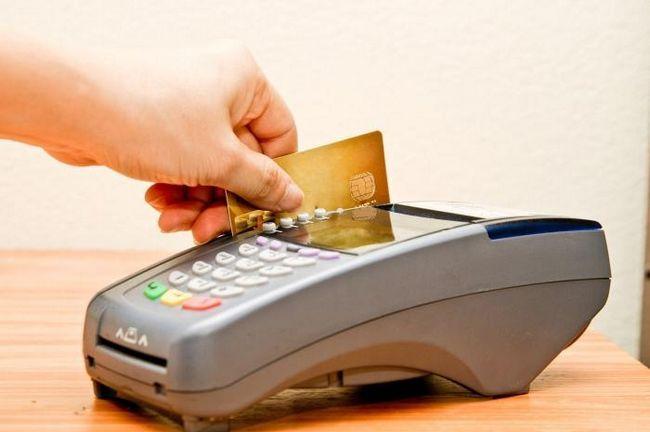 Kako saznati osobni račun Sberbank kartice