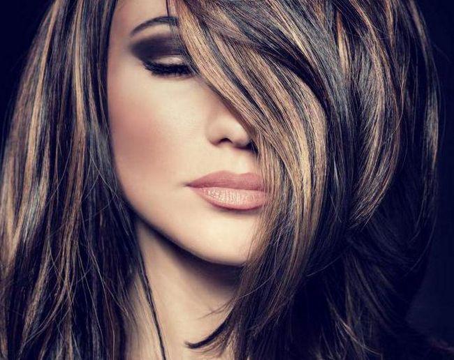 melioracija kose na sivoj kosi
