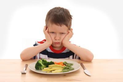 dijete nema apetita
