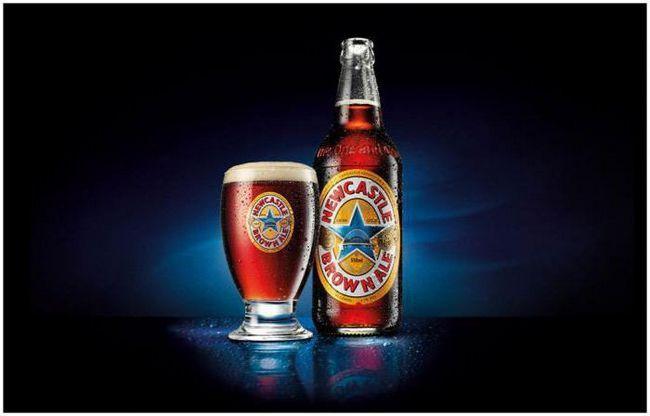 Opis piva Newcastlea