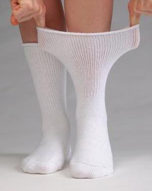 Čarape za dijabetičare bez gume