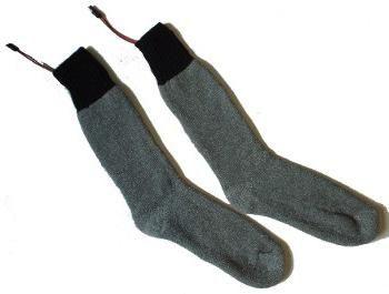 čarape s grijanjem
