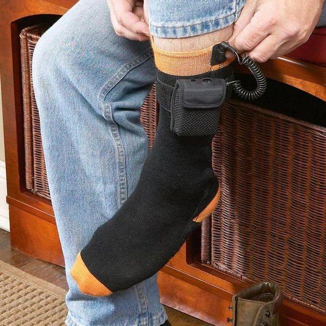 čarape s grijanim pregledima