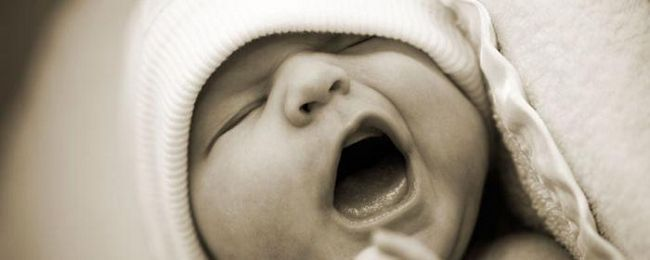 CNG mozga novorođenčadi