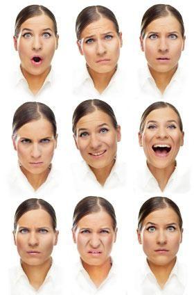 izrazi lica