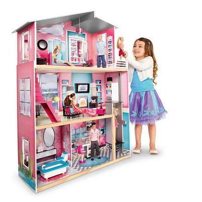 kako napraviti barbie kuću
