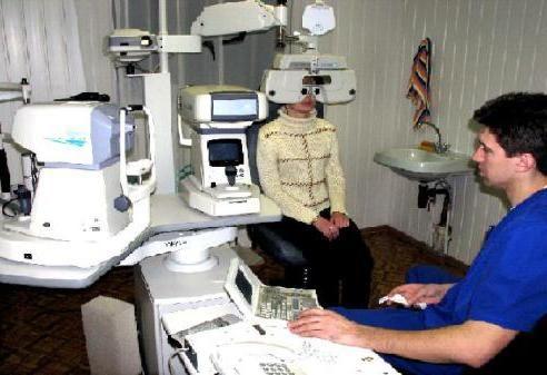 Regionalna oftalmološka bolnica Voronezh