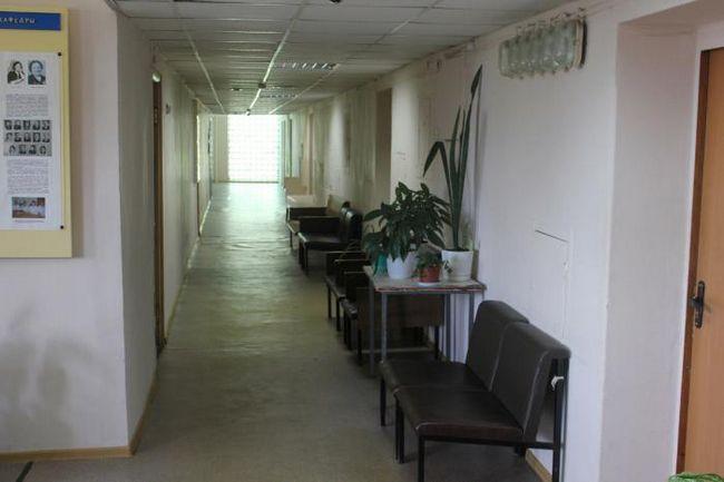 regionalnoj stomatološkoj poliklinici Jekaterinburga