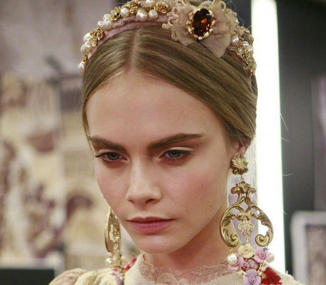 Rub u stilu Dolce Gabbana
