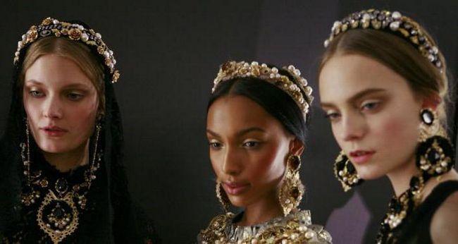 kako napraviti okvir u stilu Dolce Gabbana
