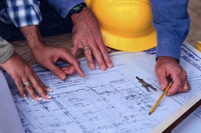 Opći projekt organizacije izgradnje