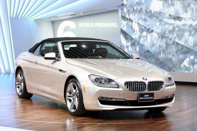 Pregled BMW 650i kabrioleta