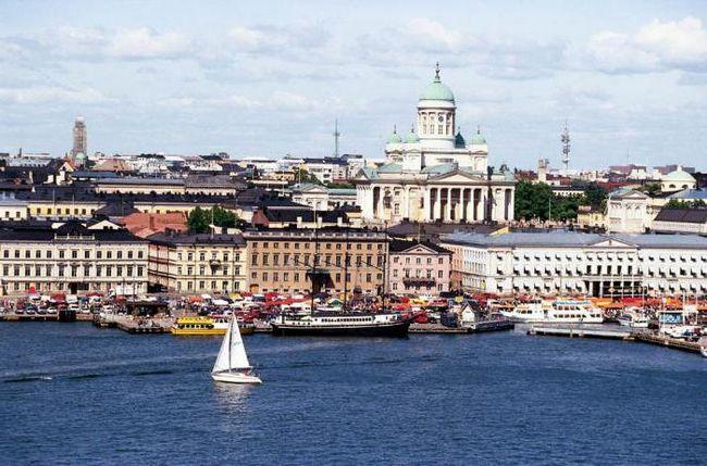 Uključite granicu s Finskom: Torfyanovka