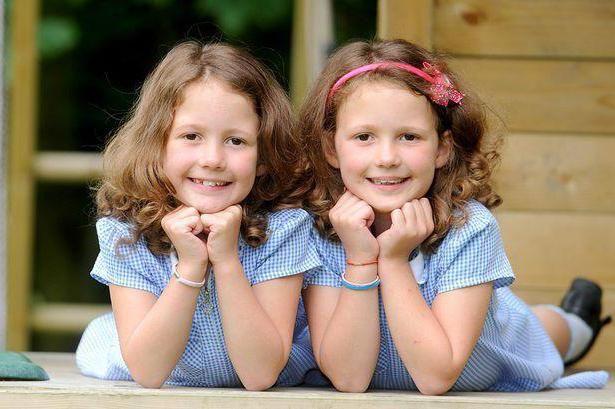 Različiti blizanci su različiti