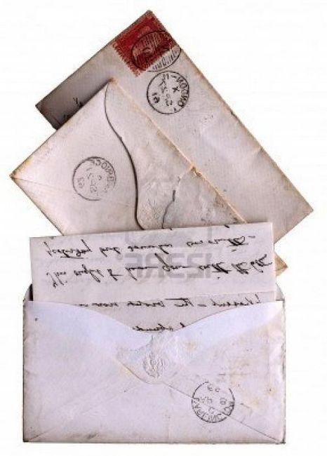 Upućivanje pisama važan je trenutak u aktivnostima ljudi i organizacija