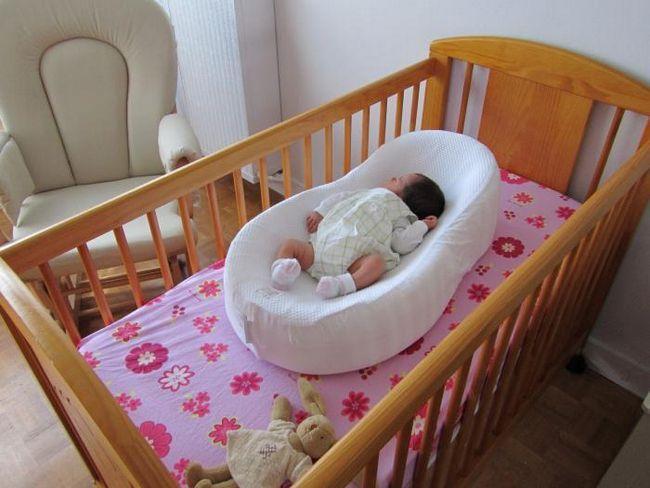 fotografija beba čahura