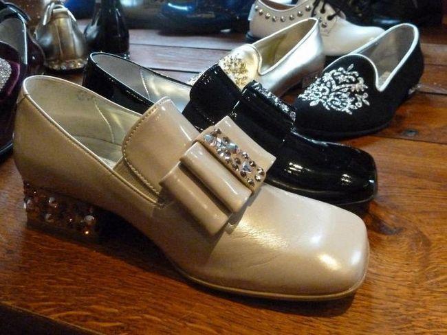 veličine engleske cipele