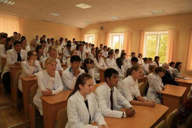 Odbor za upis liječničkog sveučilišta Orenburg