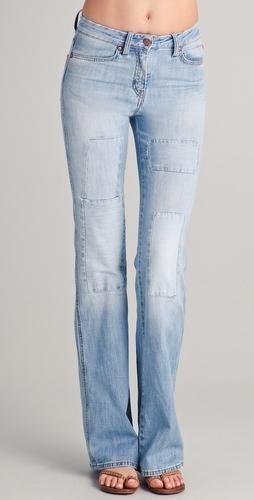 Izvorni zakrpa na trapericama će vam dati hlače novim životom