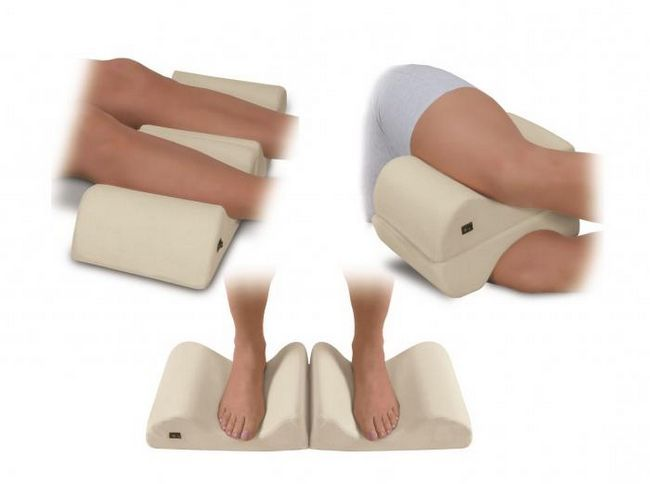 Ortopedski jastuk s recenzijama sjećanja