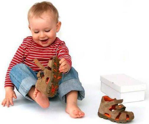 ortopedske cipele za bebe