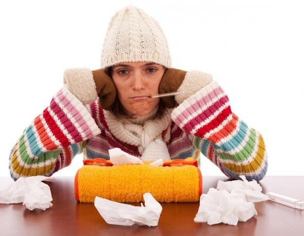 ARVI simptomi i liječenje