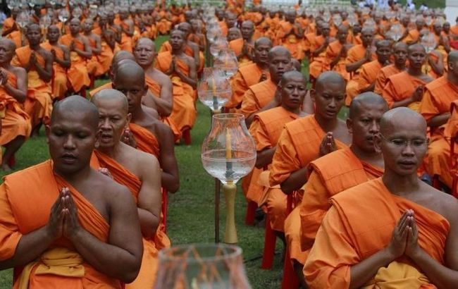 Velike budističke proslave