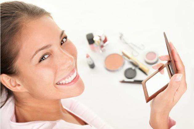 osnove pravilnog make-upa