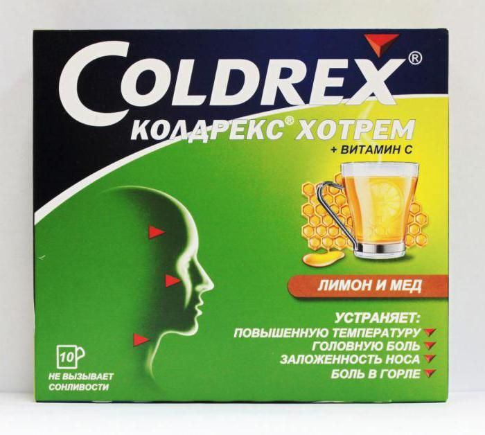 Prašak iz gripu i prehlada