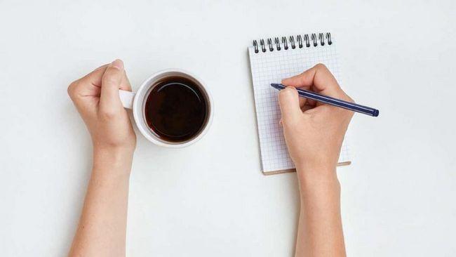 Od točke do točke, ili Kako napisati članak