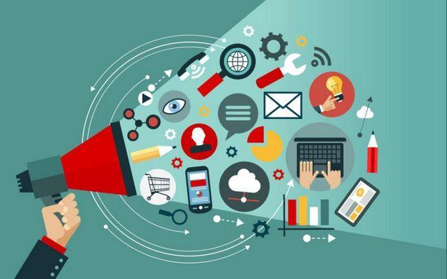 struktura odjel marketinga