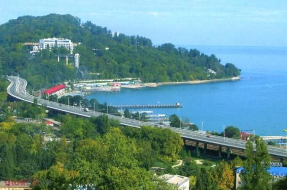 Odmorite se na Crnom moru: Adlerove znamenitosti