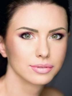 Šminka za ovalno lice