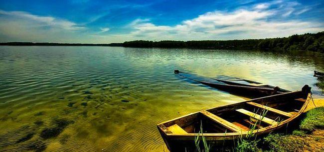 Озера Украины – альтернатива всем морям