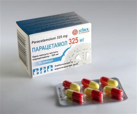 paracetamol 325 korisnički priručnik